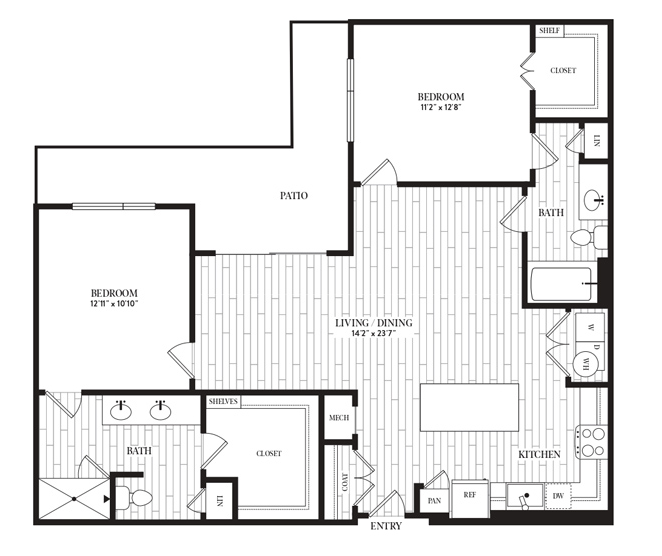 Luxury Apartments Houston