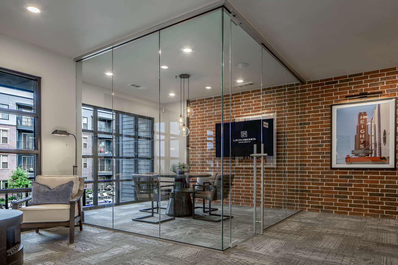 Houston Luxury Apartments Lincoln Heights Home