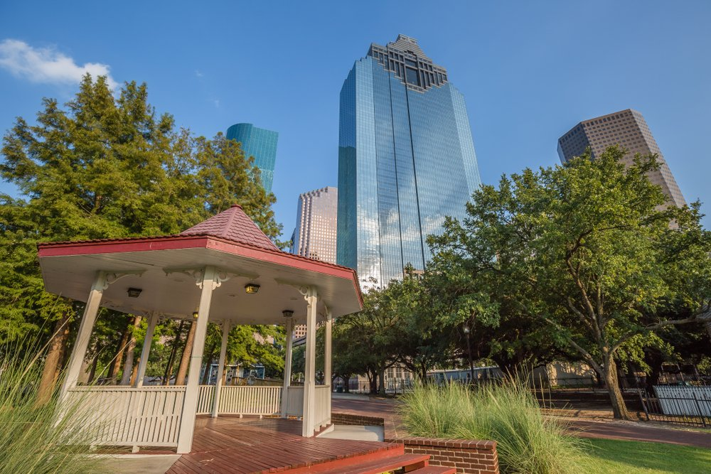 Journey Back in Time with a Trip to Sam Houston Park