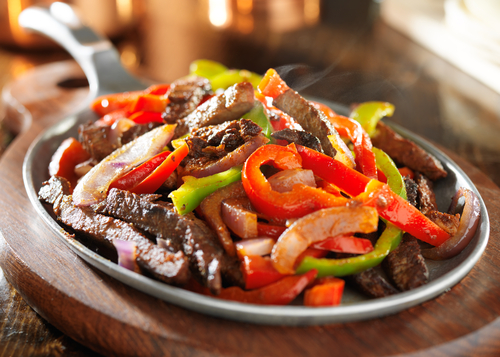 Get Fajitas for Takeout from Mexican Restaurants in Houston
