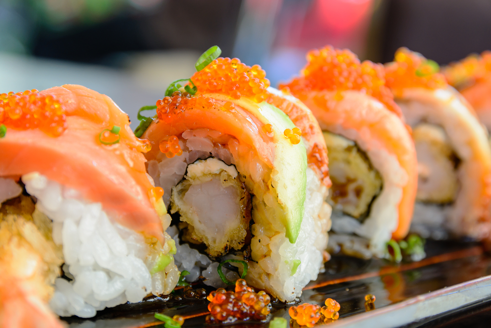 Popular Sushi Takeout Options in Houston
