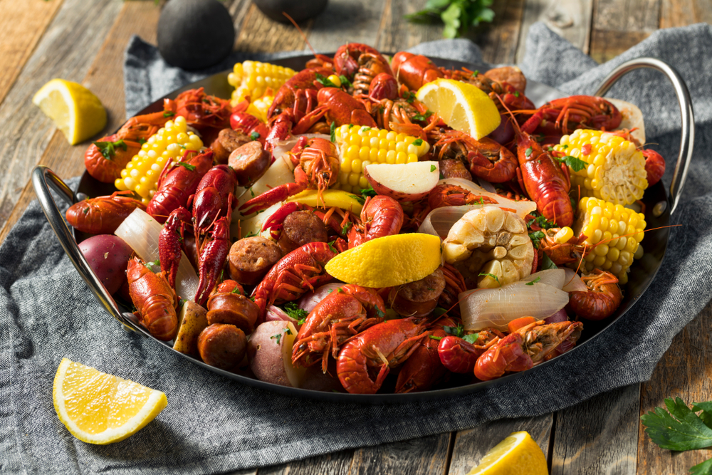 You'll Love These Spots for Crawfish in Houston